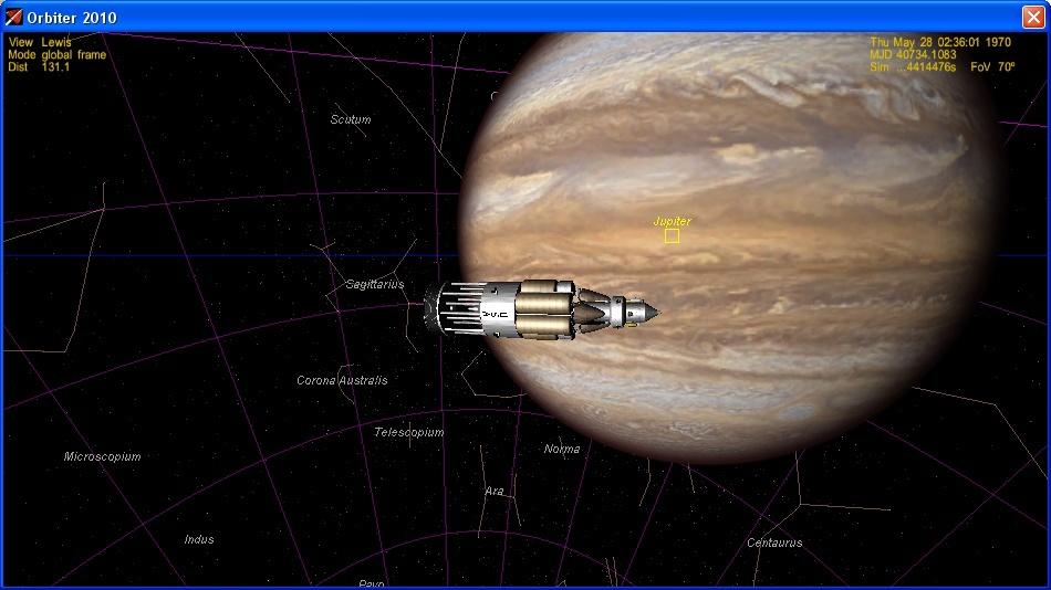На взрыволёте к Юпитеру