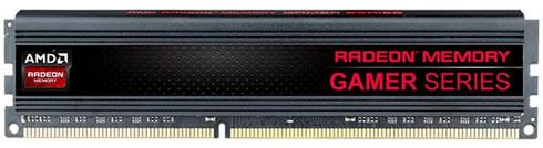 Модули памяти AMD Radeon RG2133 Gamer продаются наборами по четыре штуки