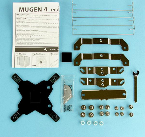 Цена Scythe Mugen 4 равна 36 евро
