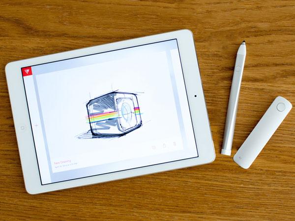 Перо Adobe Ink и линейка Adobe Slide совместимы только с современными планшетами Apple