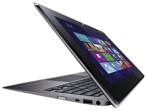 Начат прием заказов на гибрид планшета и ультрабука с двумя экранами ASUS Taichi