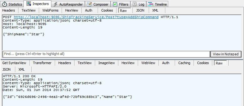 Начинаем делать RESTful web сервисы на WCF и Nelibur