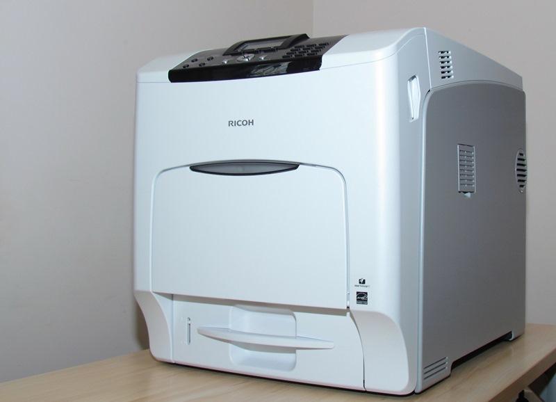 Настольный полиграфист: обзор принтера Ricoh Aficio SP C430DN