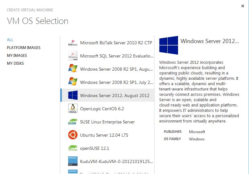 Настраиваем Git развертывание для виртуальных машин Windows Azure