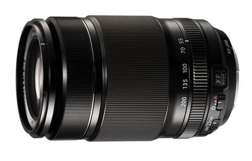 Объектив Fujifilm XF 55-200mm f/3.5-4.8 R LM OIS будет представлен в ближайшее время