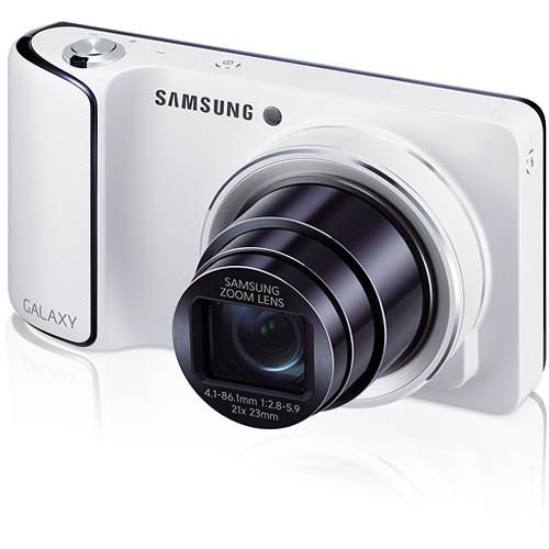 В США уже начат прием предварительных заказов на камеру Samsung Galaxy Camera без поддержки 3G