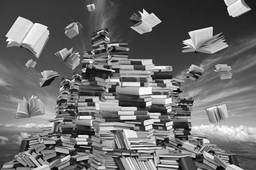 Не могу поверить, что вы выбрасываете книги!