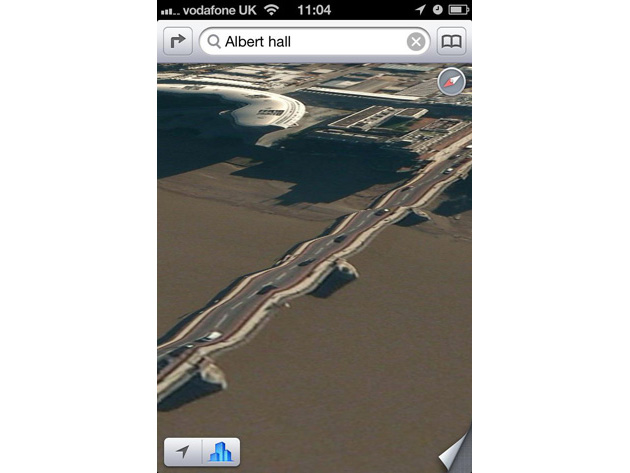Не зря Стив Джобс уважал ЛСД: карты галлюцинации от Apple
