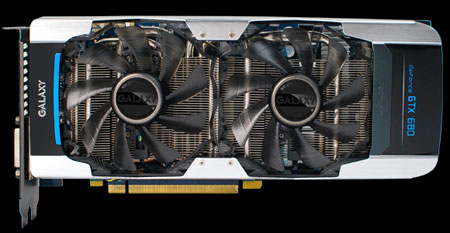 Galaxy GeForce GTX 680 GC 2 GB