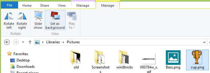 Несколько интересных особенностей Windows 8