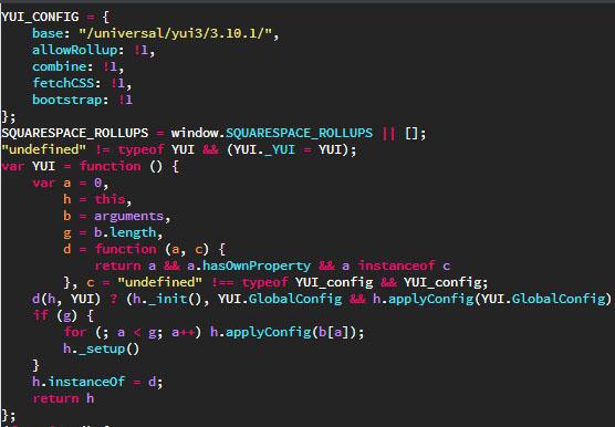 Несколько полезных функций для разработчика под Squarespace