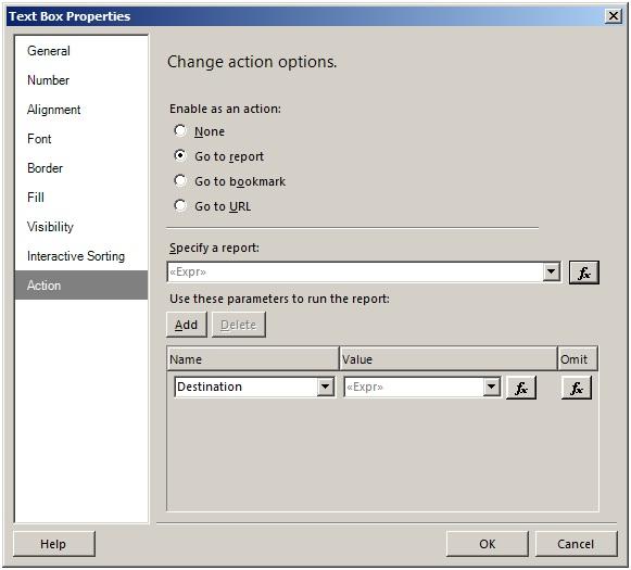 Нетрадиционное использование Microsoft Reporting Services