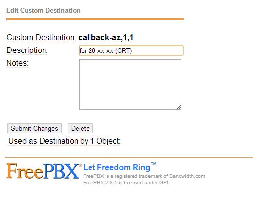 Нетривиальная задача с callback + DID в Asterisk