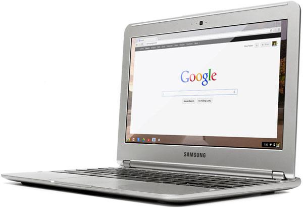 Представлен мобильный компьютер Google Chromebook стоимостью $249 с экраном 11,6 дюйма