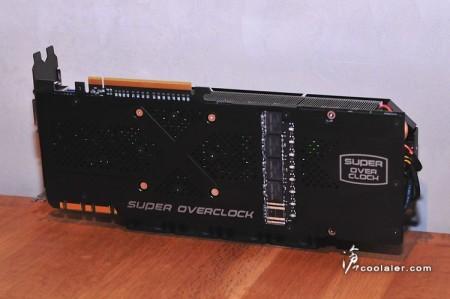Видеокарта GIGABYTE GeForce GTX 680 SuperOverclock