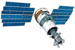 Новейший российский фотоспутник «Ресурс П» успешно выведен на орбиту