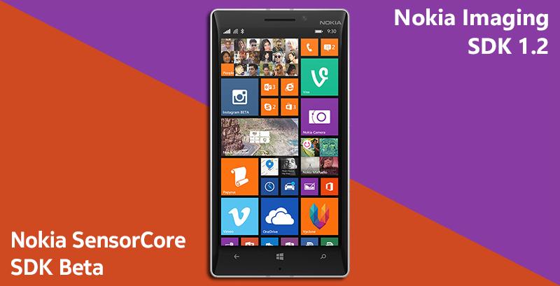 Новые Imaging SDK и SensorCore SDK для Lumia уже доступны для загрузки
