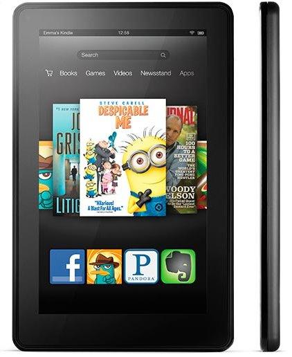 Новые Kindle