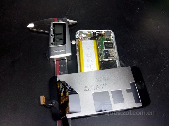 Предположительно, новые iPhone на заводе Foxconn