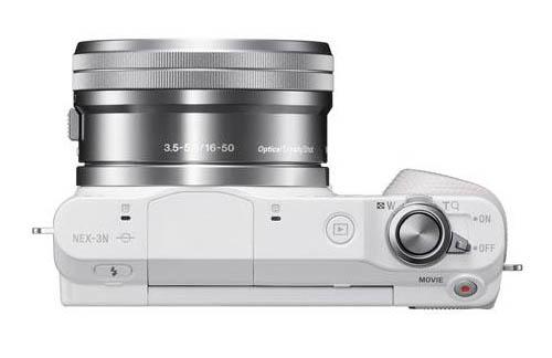 Новые изображения камеры Sony NEX-3N подтверждают наличие электронного управления трансфокатором