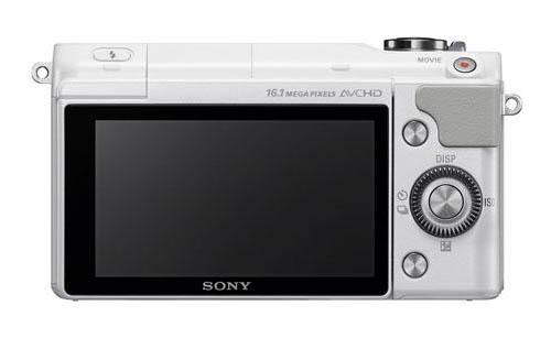 Разрешение Sony NEX-3N будет равно 16,1 Мп