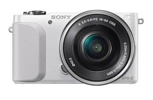 Новые изображения камеры Sony NEX-3N