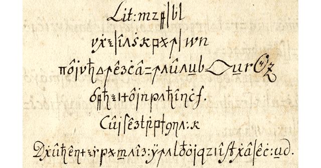 Новые подробности о шифре Copiale 18 века