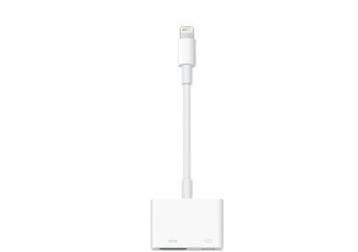 Новый AV адаптер от Apple — это полноценный компьютер