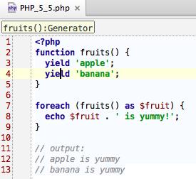 Новый PhpStorm 7: за пределами языка