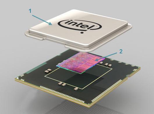 Новый дизайн процессоров Intel - сделано в России! - Версия для печати - PVSM.RU
