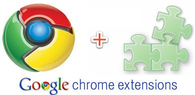 Новый хаб «Chrome Extensions»