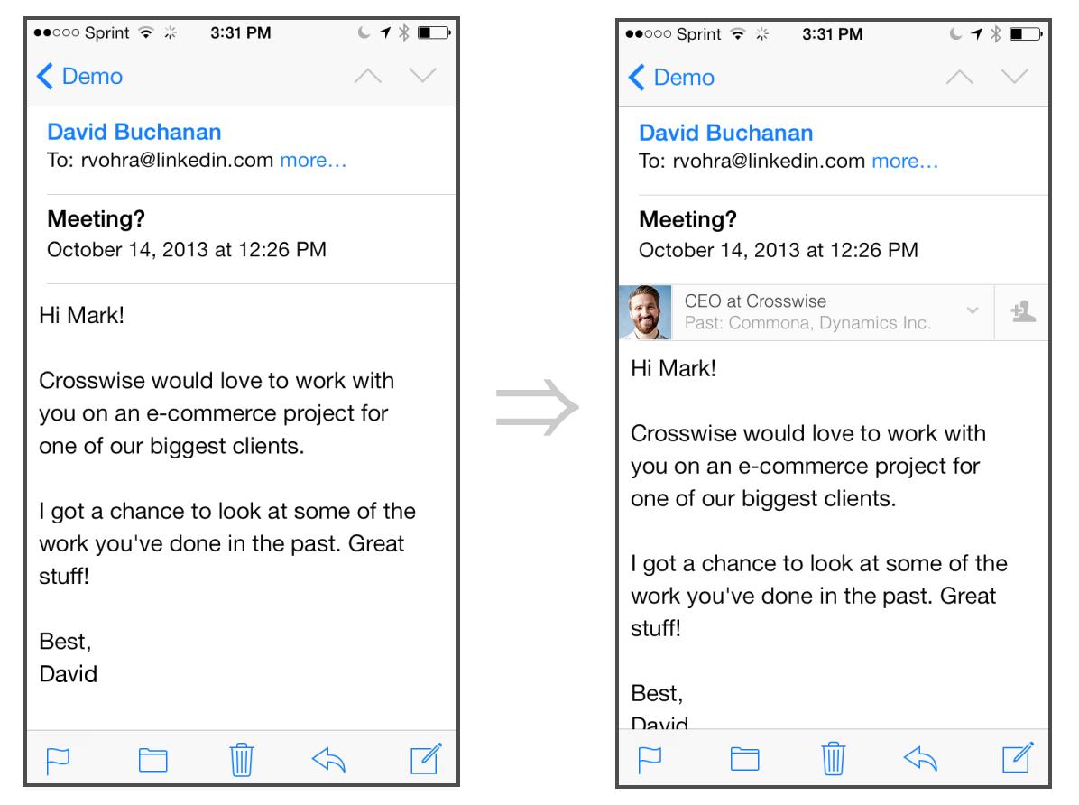 Новый продукт Linkedin Intro: удобство или слежка за пользователями?