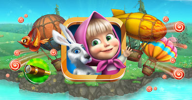 О мобильном геймдеве на примере новой игры Маша и Медведь: операция «Спасение» (iOS)