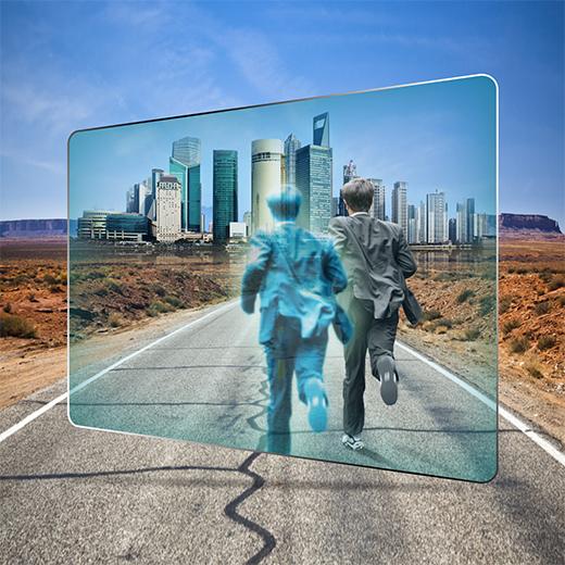 О роботах, интернете и цифровом я. Интервью с футуристом Брайаном Джонсоном
