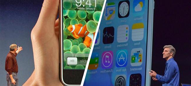 О смене вех в мобильной индустрии