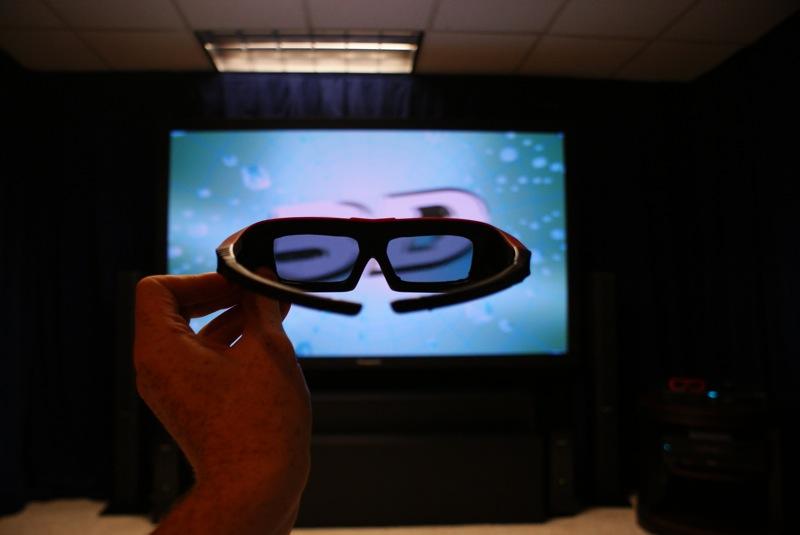 О технологиях показа кино в 3D
