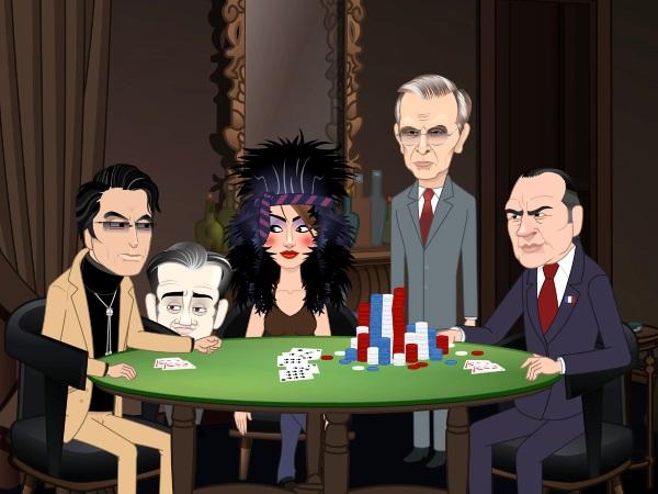 Об искусственном интеллекте в покере