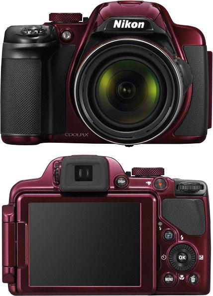 К достоинствам Nikon Coolpix P520 производитель относит возможность полностью ручного управления