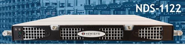 В хранилище Newisys NDS-1122 используется процессор Intel Atom C2000
