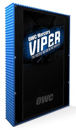 Типоразмер твердотельного накопителя OWC Mercury Viper с интерфейсом SATA 6 Гбит/с — 3,5 дюйма