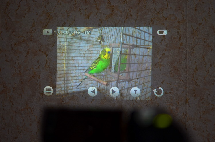 Обзор Aiptek ProjectorCam C25: видеокамера со встроенным проектором