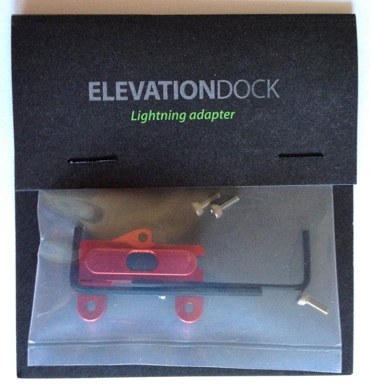 Обзор ElevationDock для iPhone