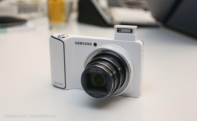 Обзор GALAXY Camera (Часть I)