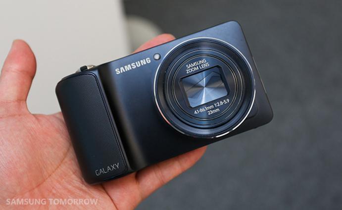 Обзор GALAXY Camera (Часть II)