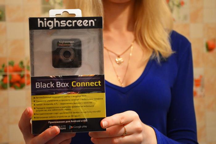 Обзор Highscreen Black Box Connect: если скрестить регистратор с IP камерой