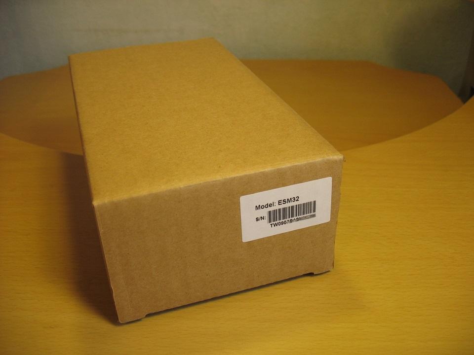 Упаковка модуля расширения