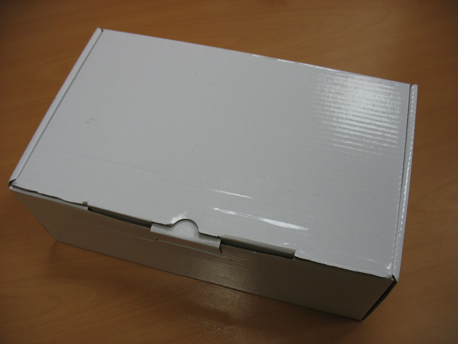 Вид упаковки