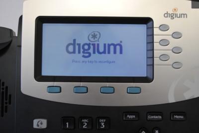 Обзор IP телефонов Digium