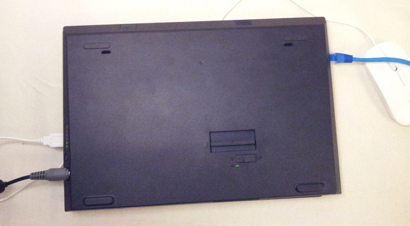 Обзор Lenovo Thinkpad X220 slice battery 19+ (P/N: 0A36280)