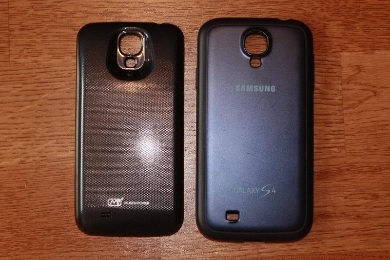 Обзор аккумулятора на 5500мАч для Galaxy S4